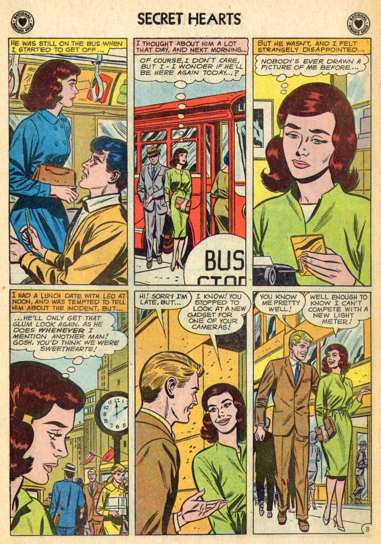 Read online Secret Hearts comic -  Issue #70 - 14