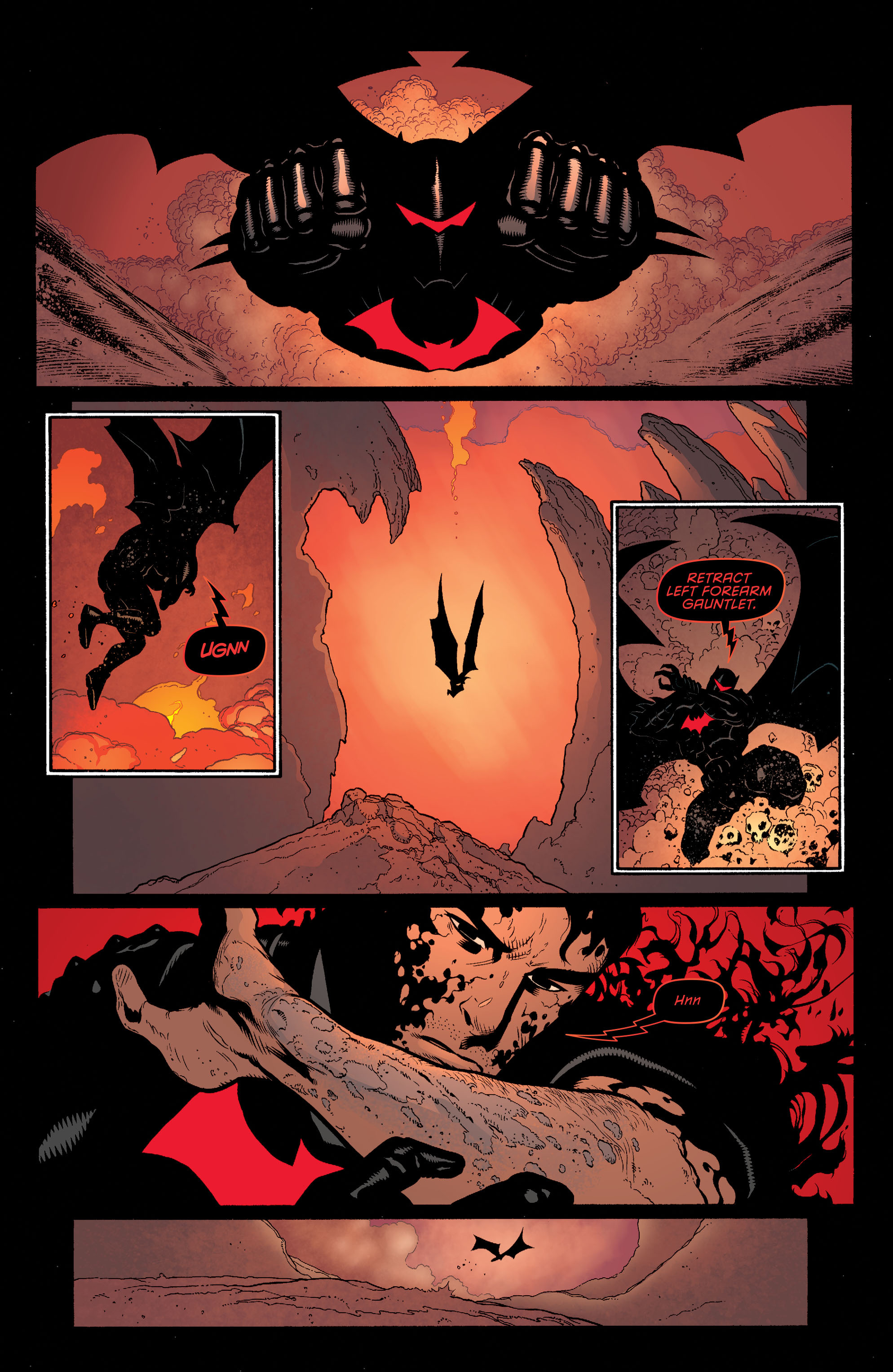 Read online Batman and Robin (2011) comic -  Issue #35 - 6