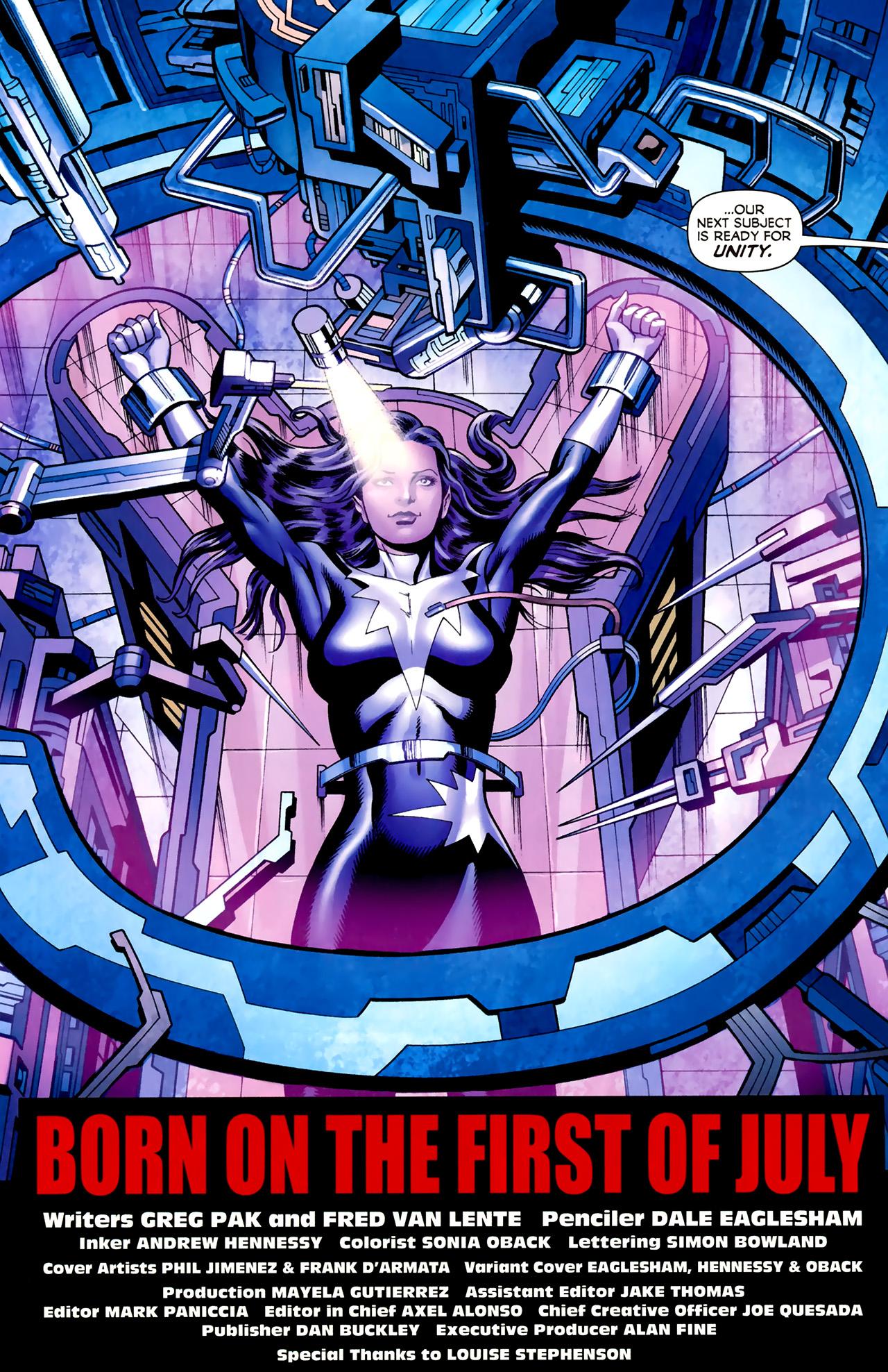 Read online Alpha Flight (2011) comic -  Issue #2 - 22