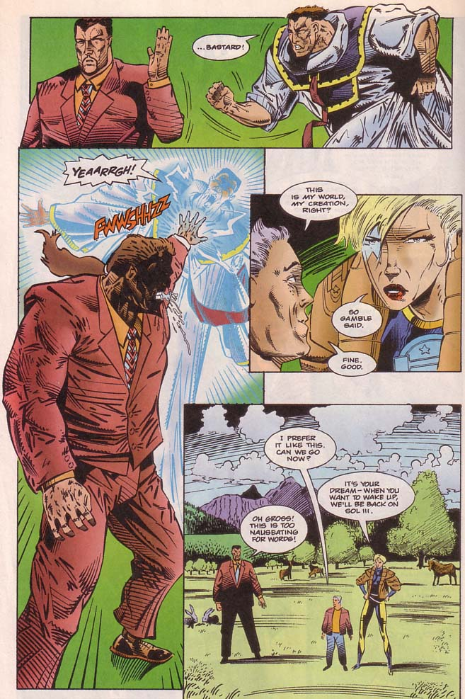 Read online Cyberspace 3000 comic -  Issue #8 - 15