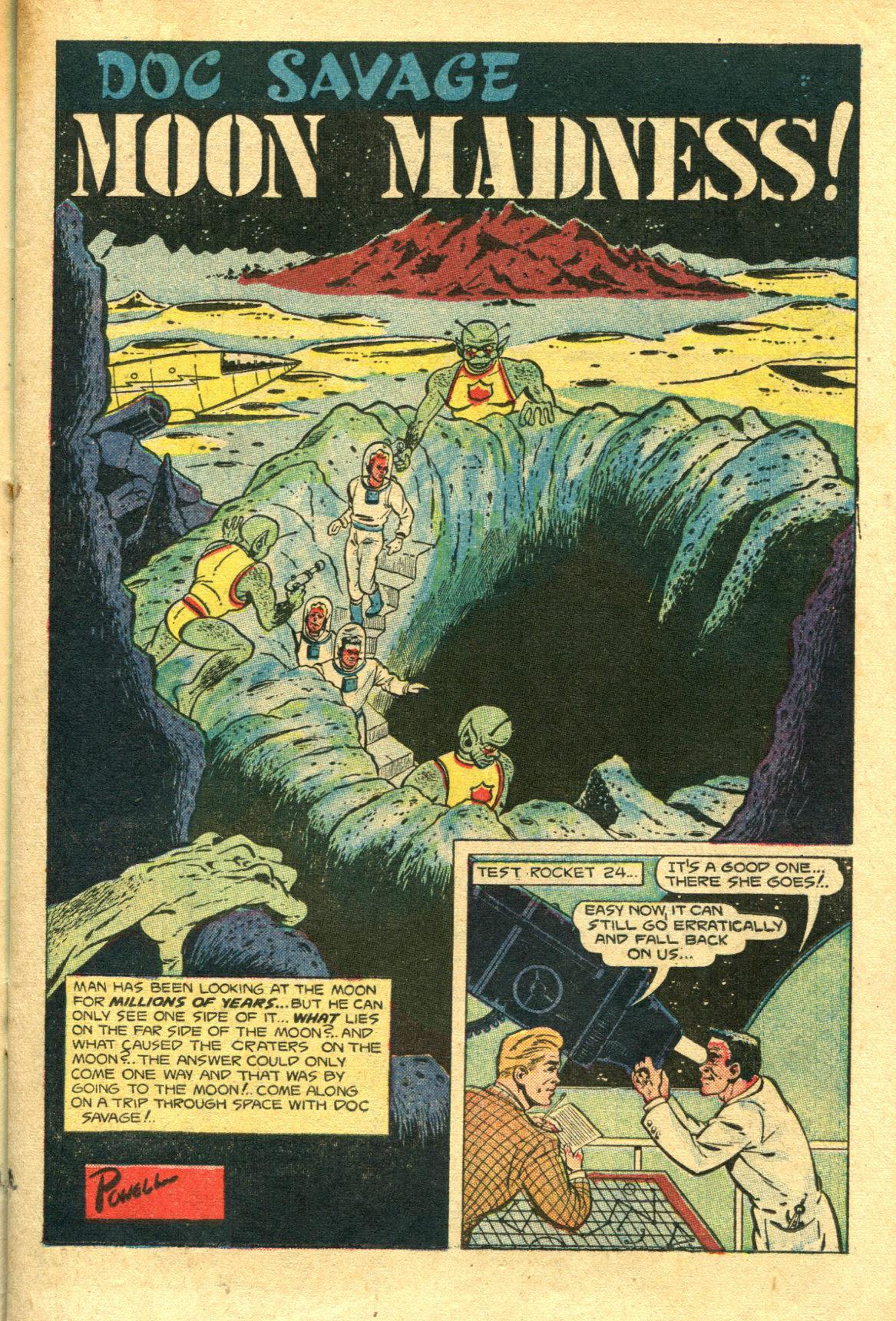 Read online Shadow Comics comic -  Issue #98 - 17