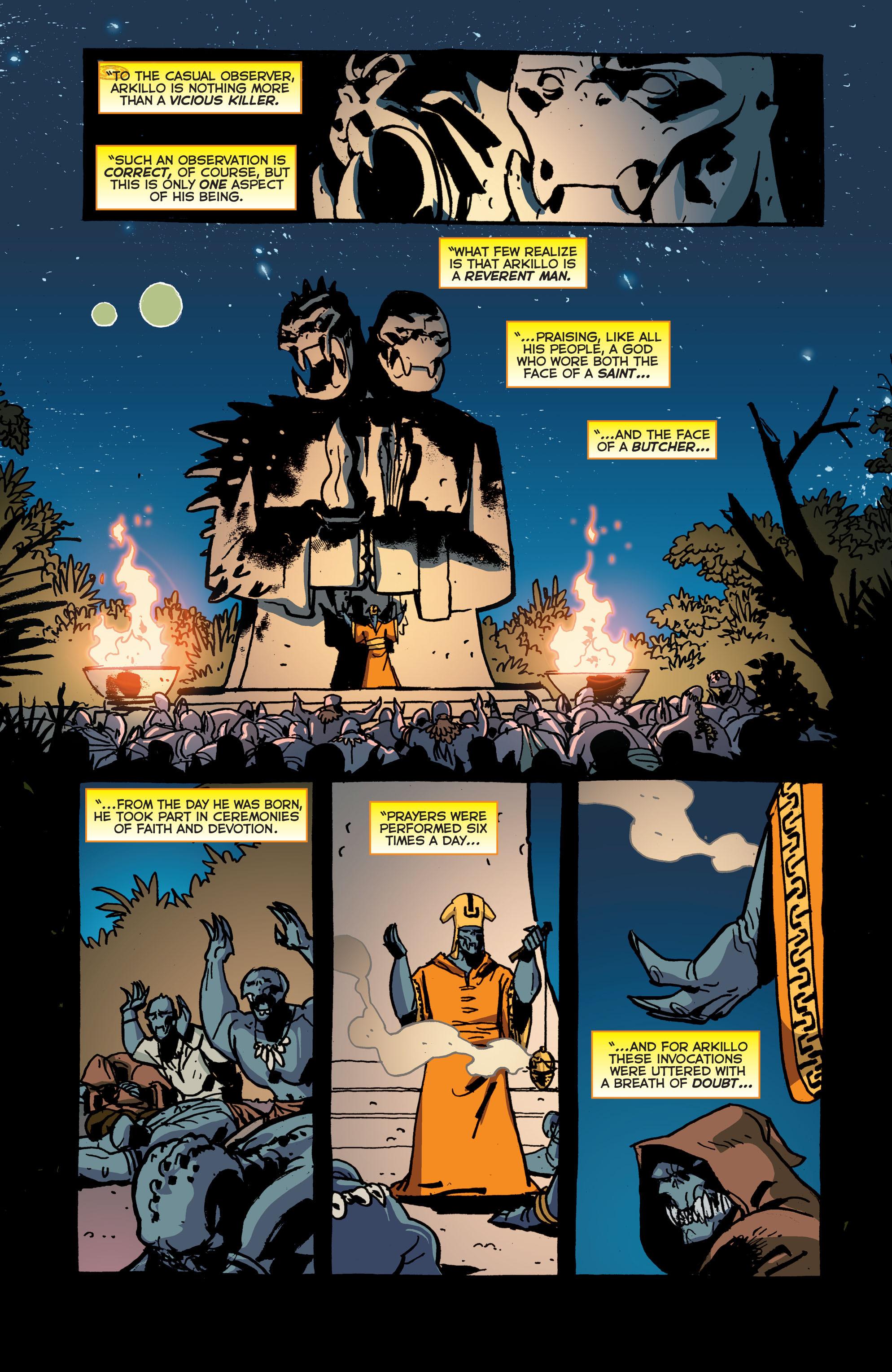 Read online Sinestro comic -  Issue # Annual 1 - 22