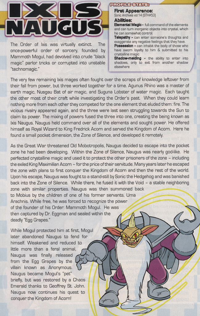 Read online Sonic the Hedgehog Free Comic Book Day Edition comic -  Issue # Special 5 - 26