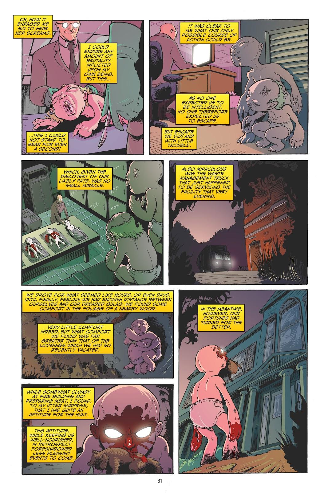 Read online Strange Adventures (2014) comic -  Issue # TPB (Part 1) - 58