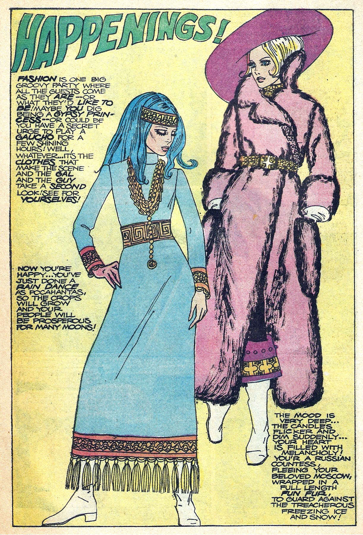 Read online Secret Hearts comic -  Issue #140 - 32