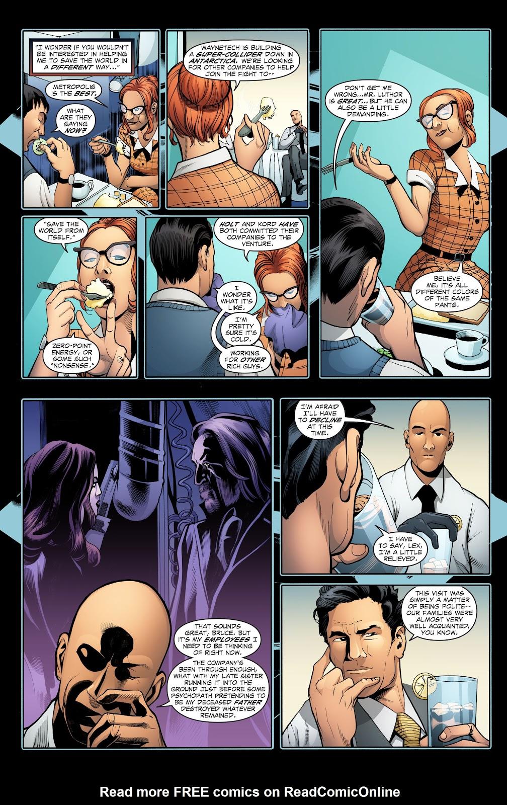 Read online Smallville Season 11 [II] comic -  Issue # TPB 2 - 30