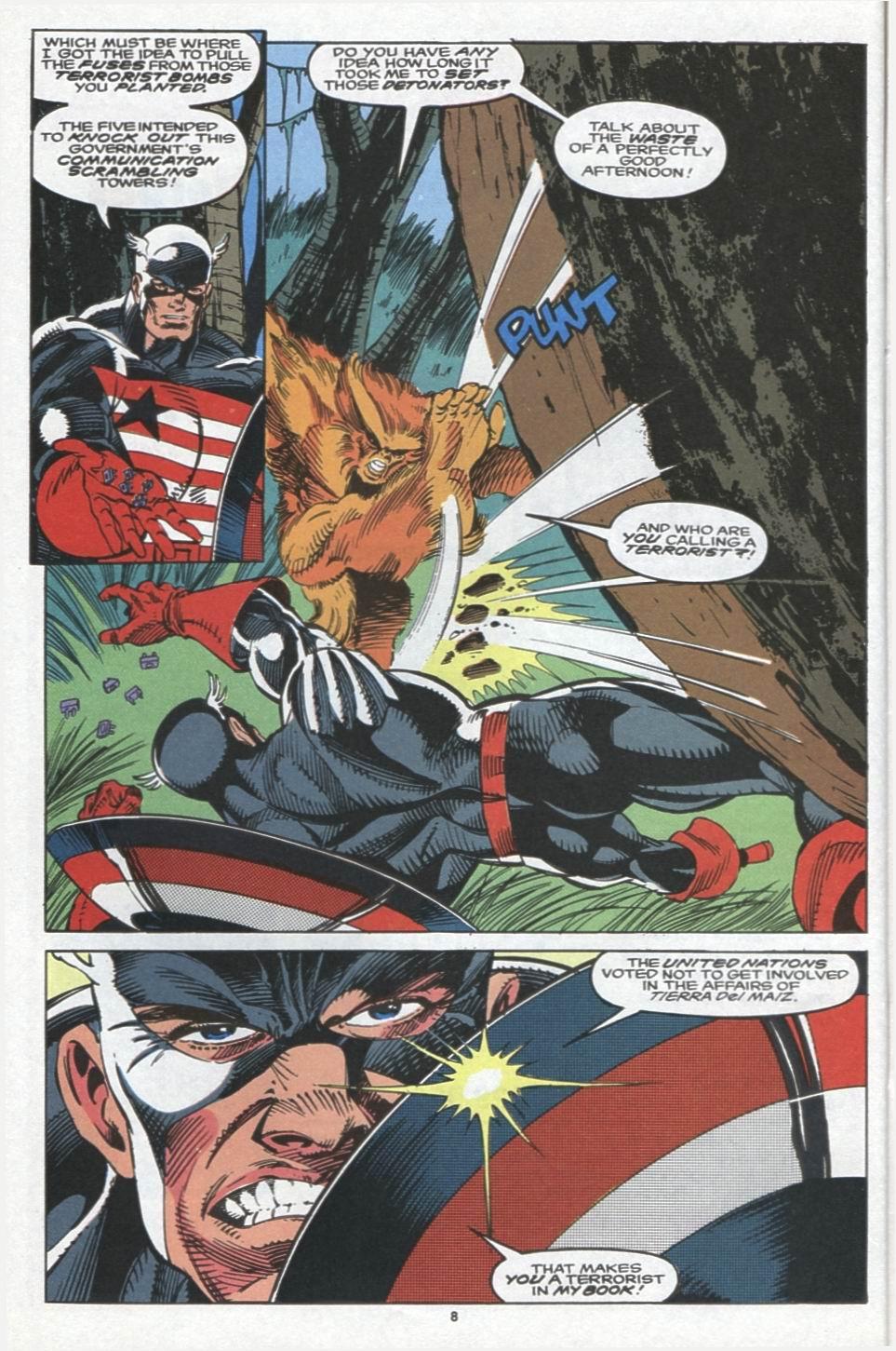 Read online Alpha Flight (1983) comic -  Issue #103 - 7
