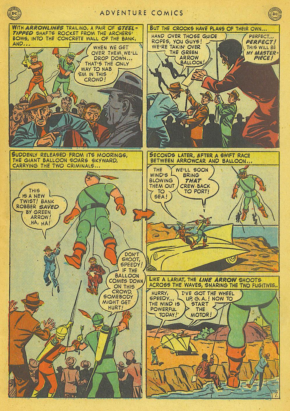 Read online Adventure Comics (1938) comic -  Issue #153 - 46
