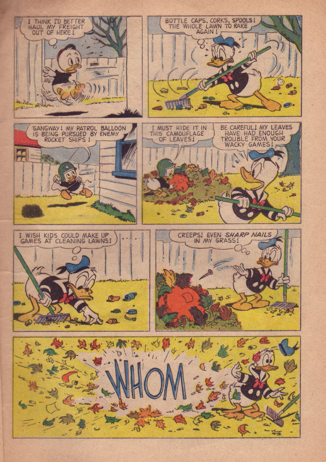 Walt Disney's Comics and Stories issue 242 - Page 5