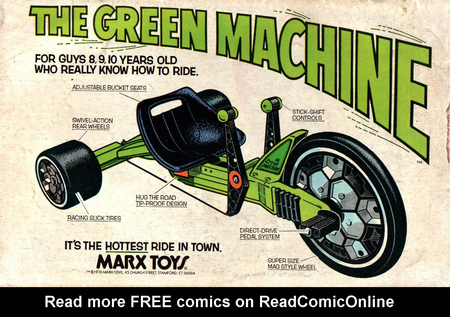 Read online Shazam! (1973) comic -  Issue #25 - 36
