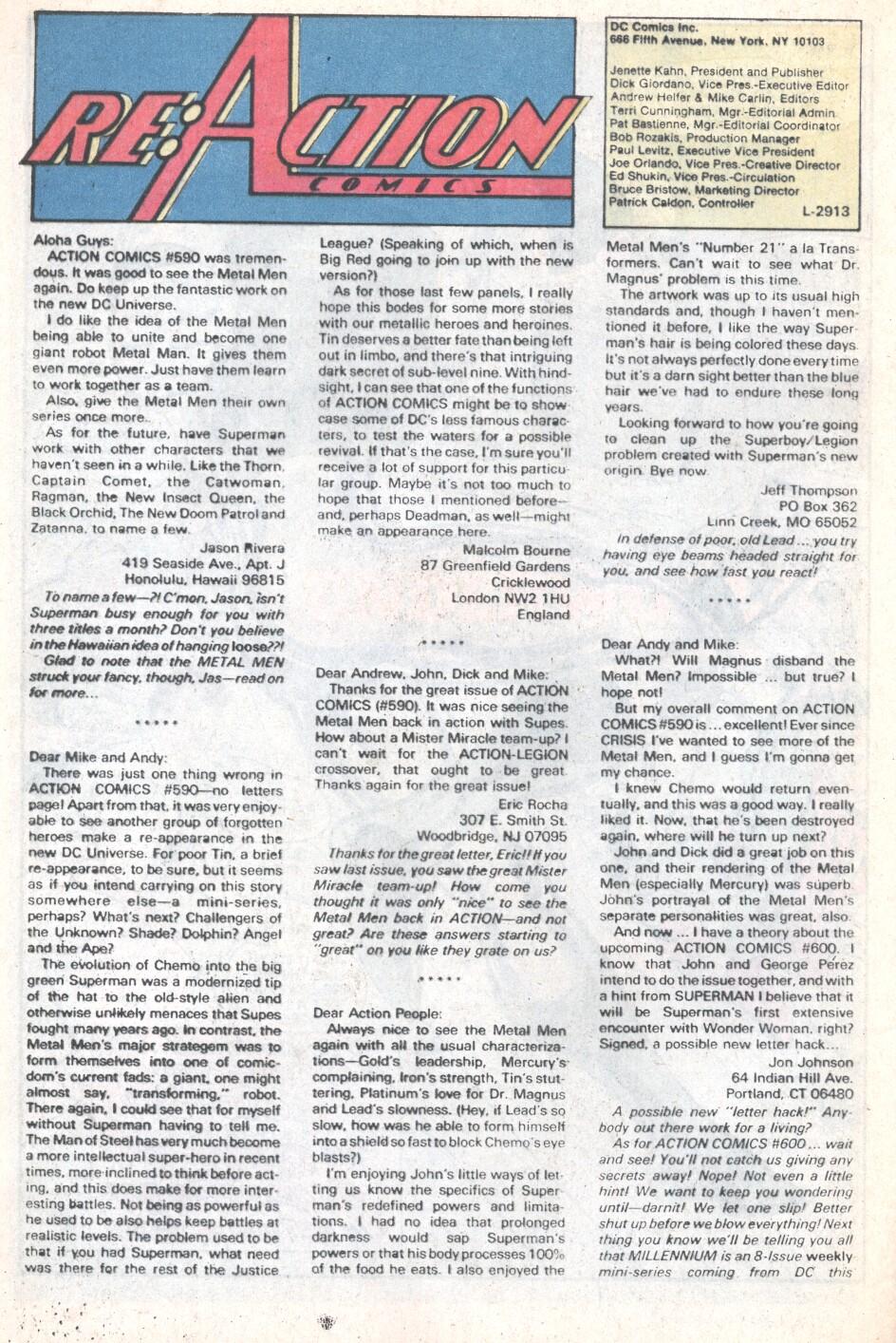Action Comics (1938) 594 Page 23