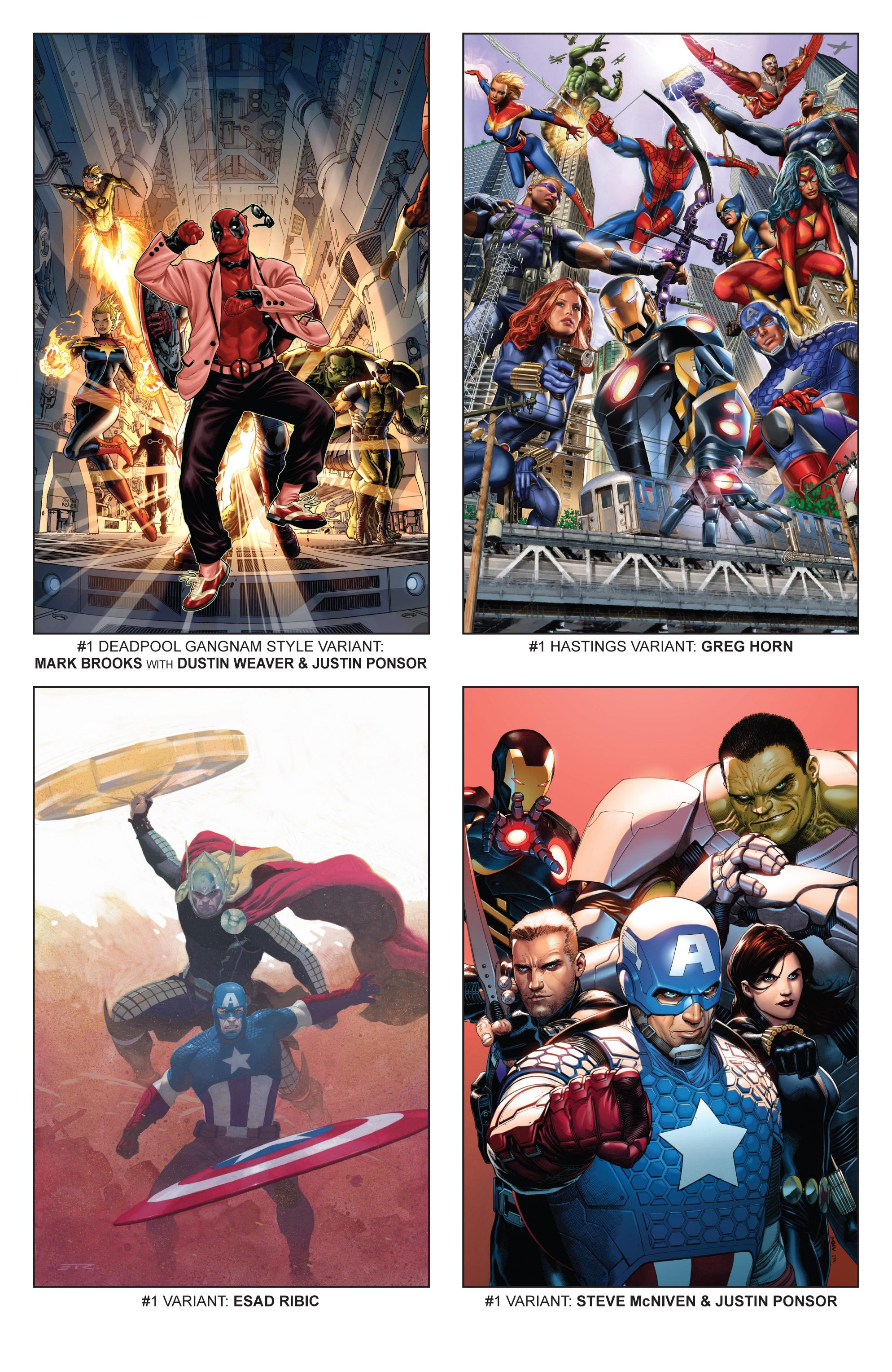 Read online Avengers (2013) comic -  Issue #Avengers (2013) _TPB 1 - 163