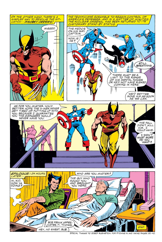 Read online Captain America (1968) comic -  Issue # _Annual 8 - 41