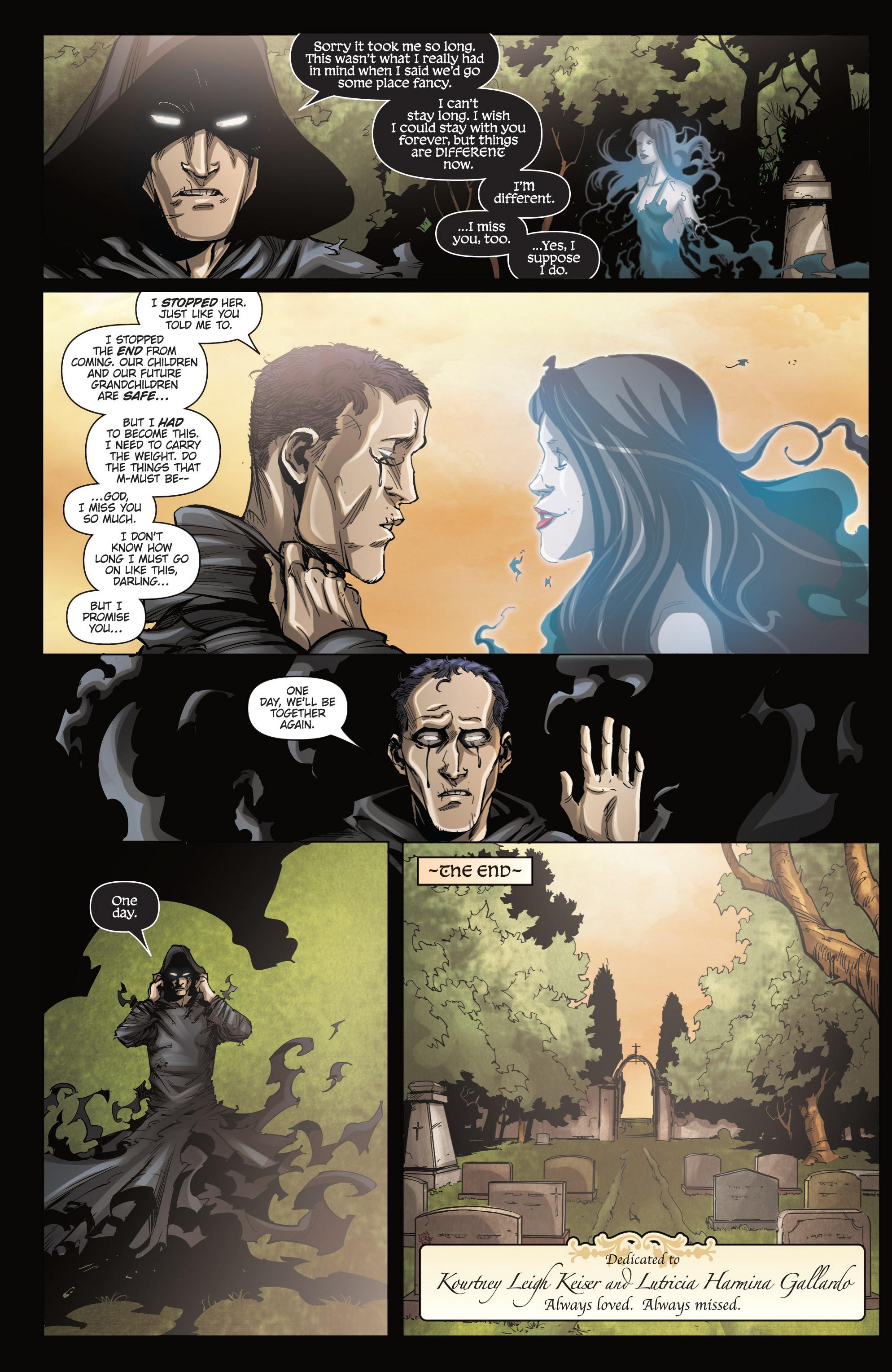 Read online Grimm Fairy Tales presents No Tomorrow comic -  Issue # TPB - 115