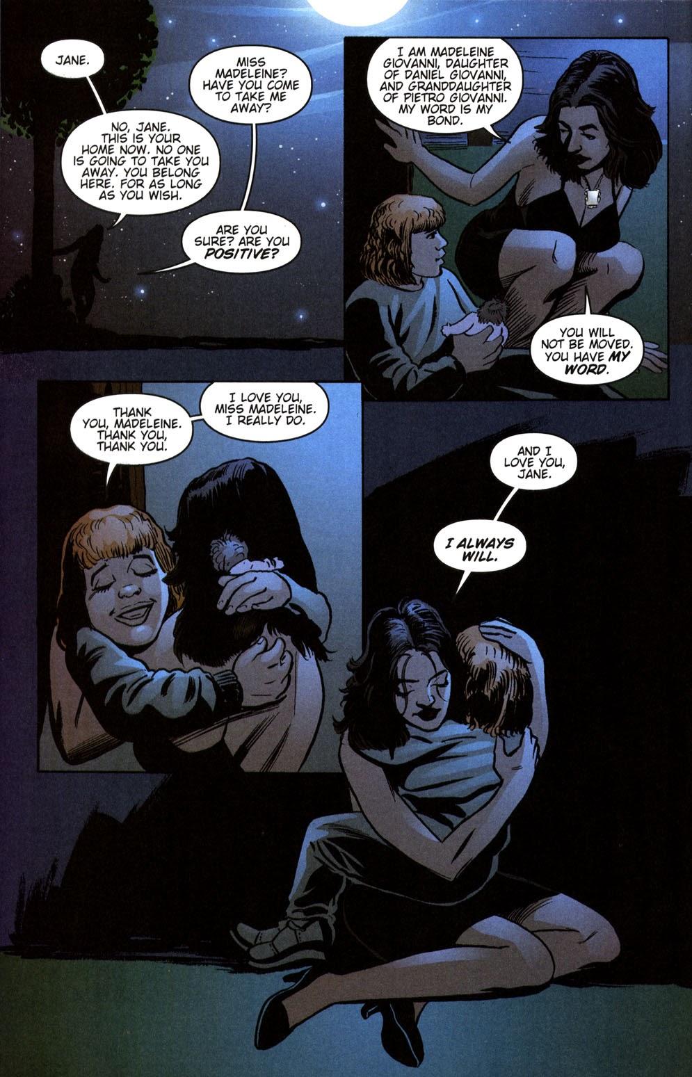Read online Vampire the Masquerade comic -  Issue # Giovanni - 49