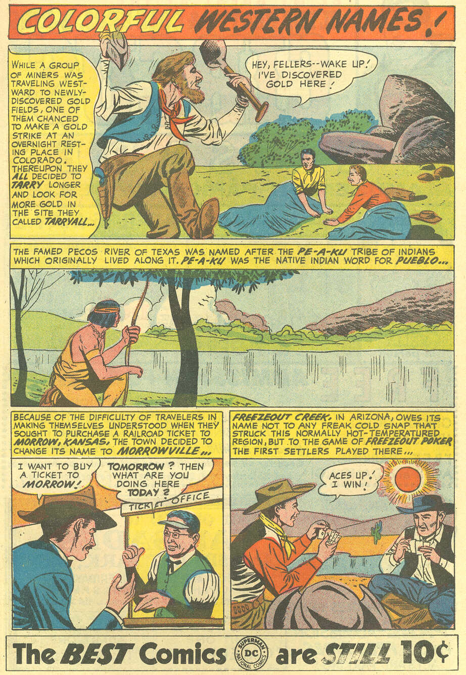 Read online All-Star Western (1951) comic -  Issue #119 - 11