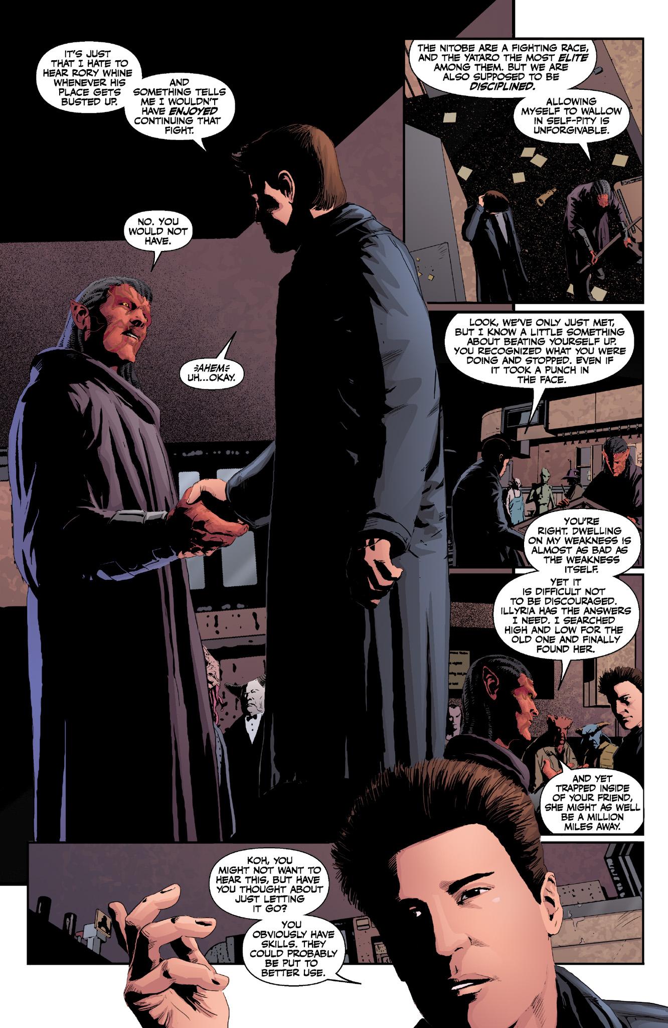 Read online Angel & Faith Season 10 comic -  Issue #13 - 4