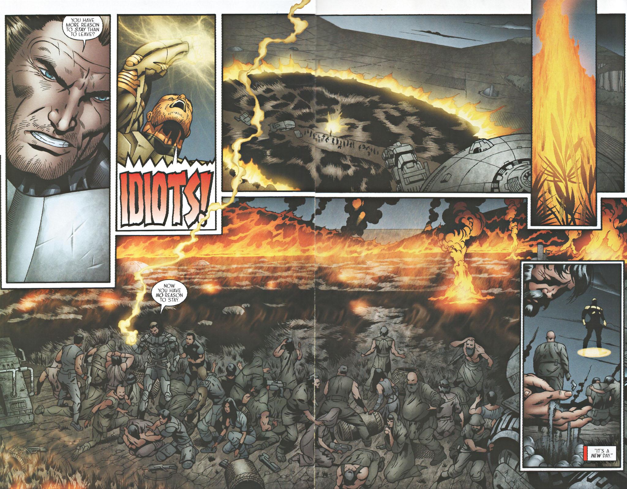 Read online Sigil (2000) comic -  Issue #41 - 19