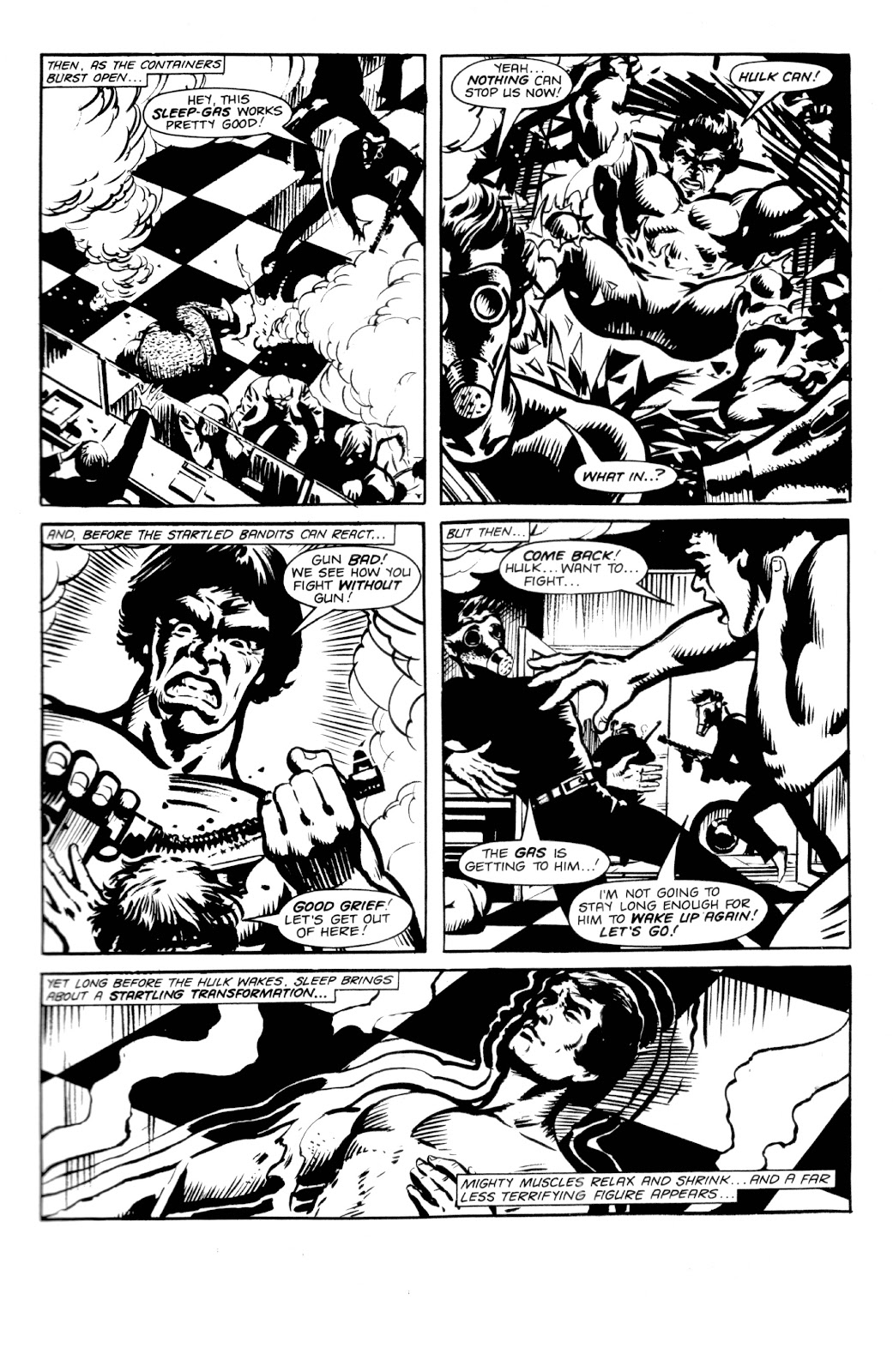 Read online Hulk: From The Marvel UK Vaults comic -  Issue # TPB (Part 2) - 32