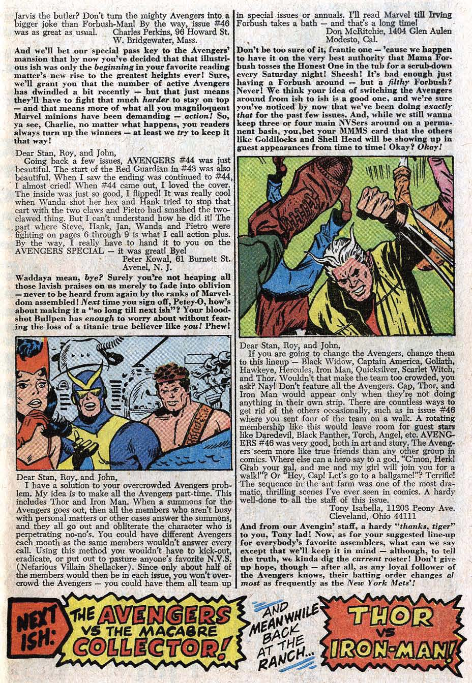 The Avengers (1963) 50 Page 32