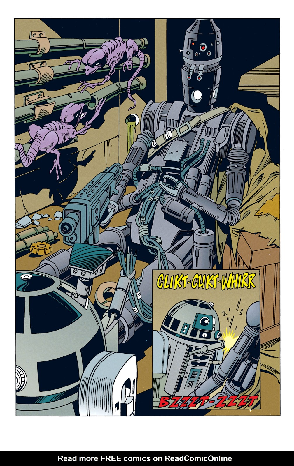 Read online Star Wars Legends Epic Collection: The Empire comic -  Issue # TPB 5 (Part 1) - 17