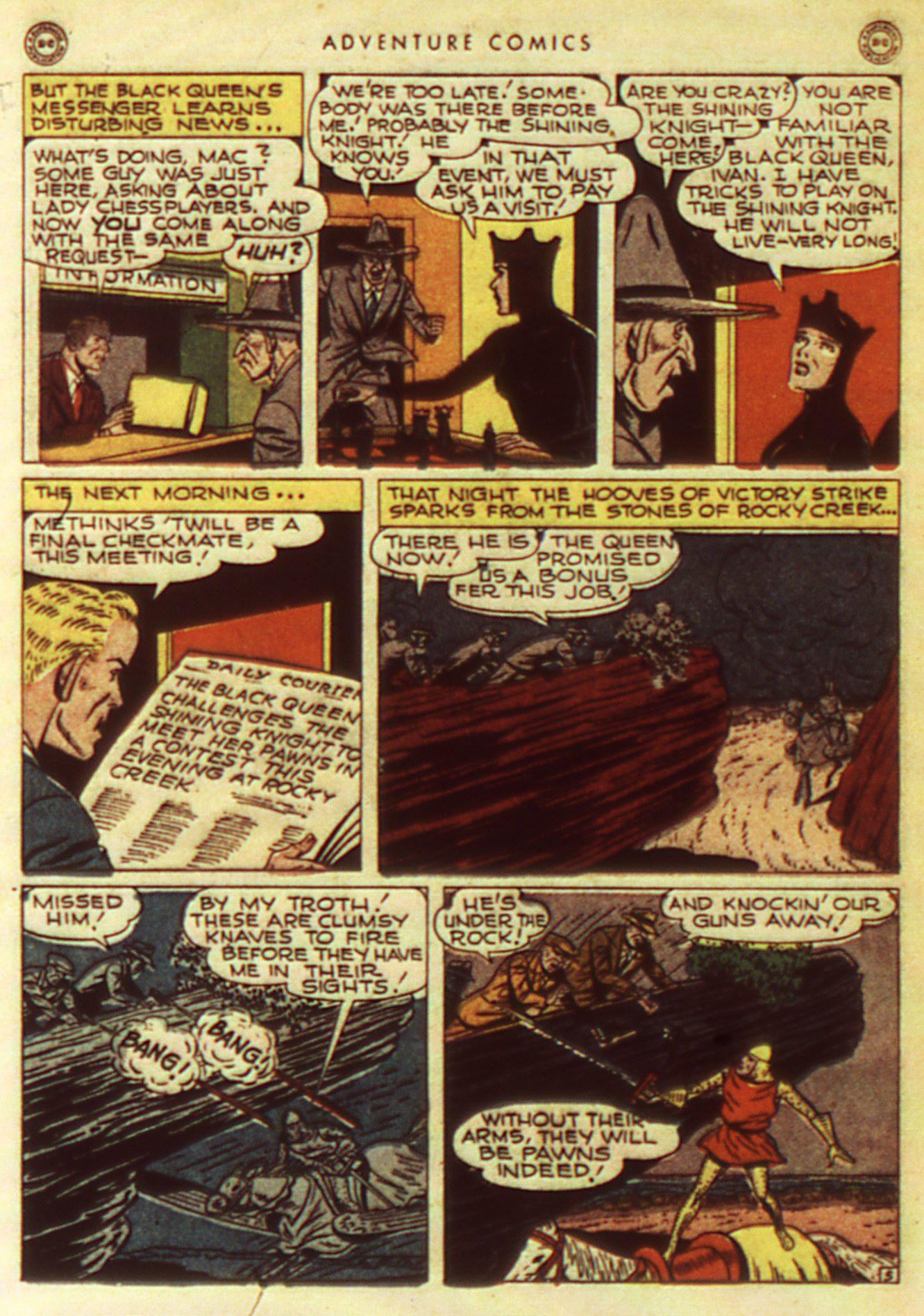 Read online Adventure Comics (1938) comic -  Issue #105 - 46