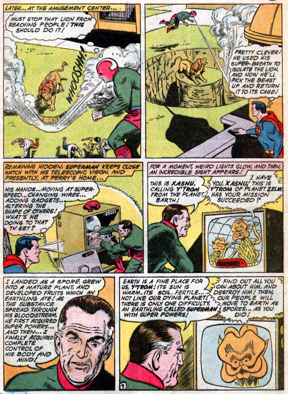 Read online Action Comics (1938) comic -  Issue #278 - 9