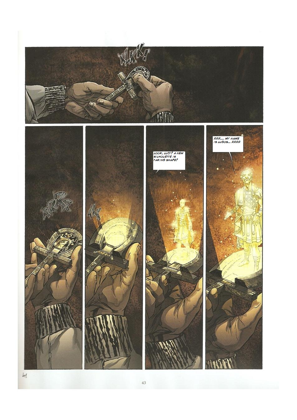 Read online Assassin's Creed (2009) comic -  Issue #3 - 43