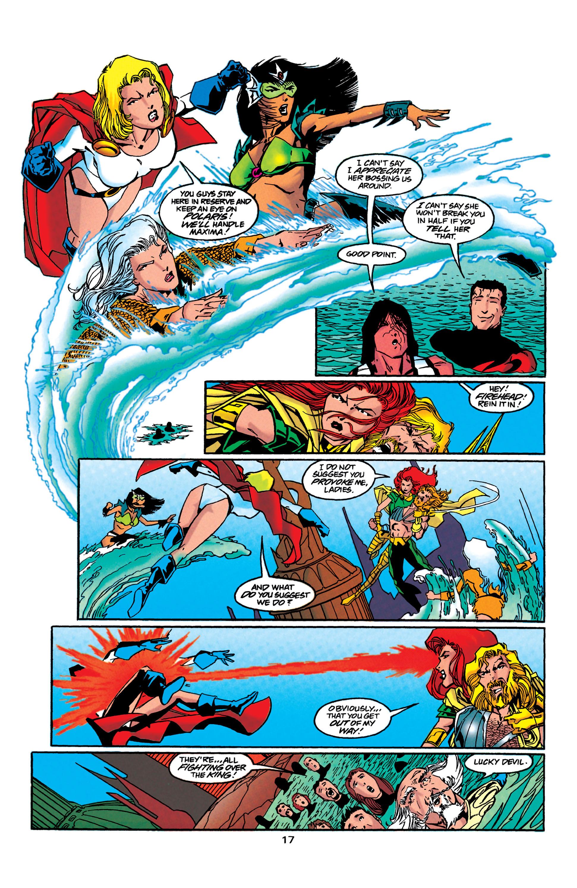 Read online Aquaman (1994) comic -  Issue #41 - 18
