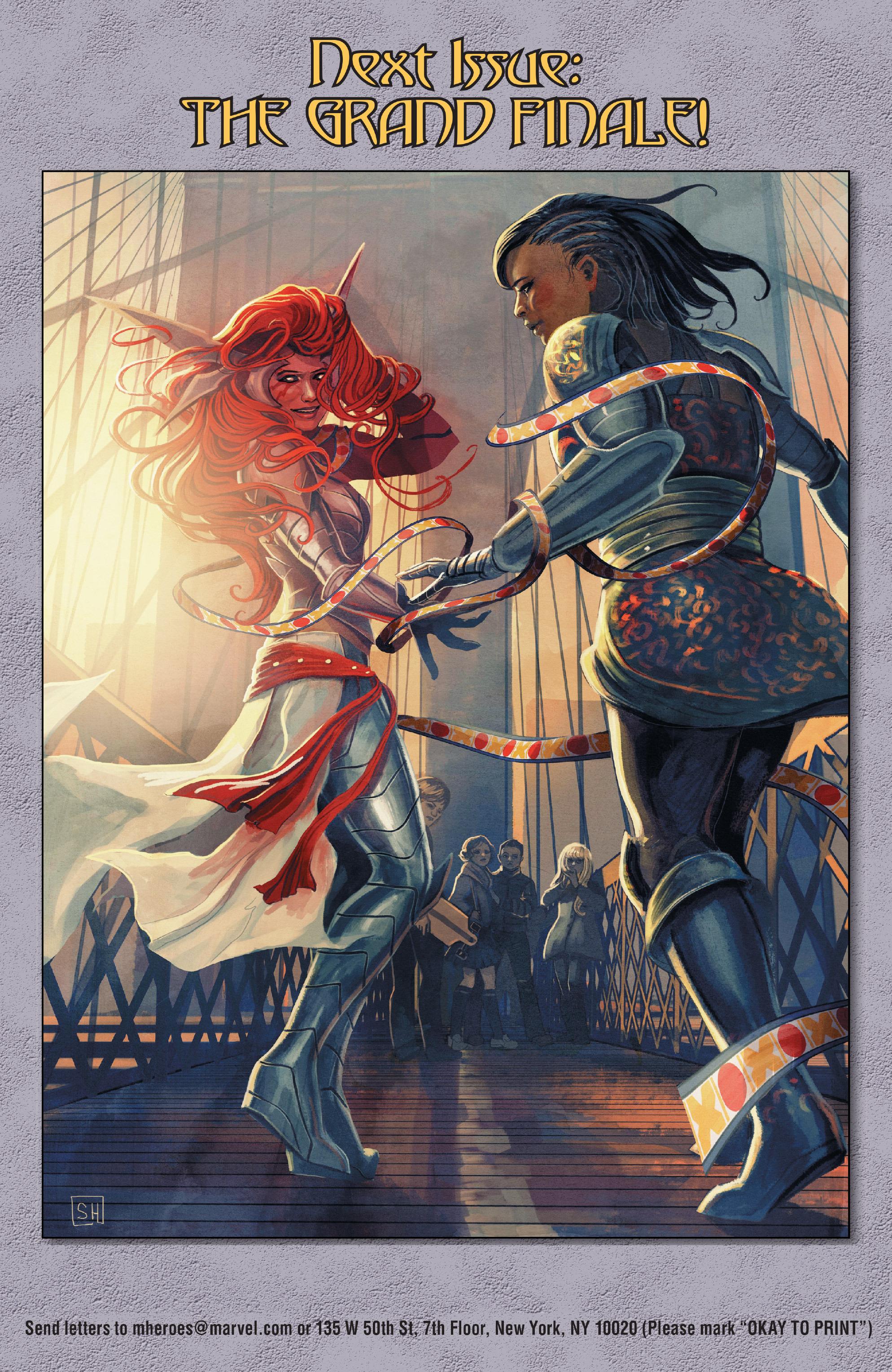 Read online Angela: Queen Of Hel comic -  Issue #6 - 21