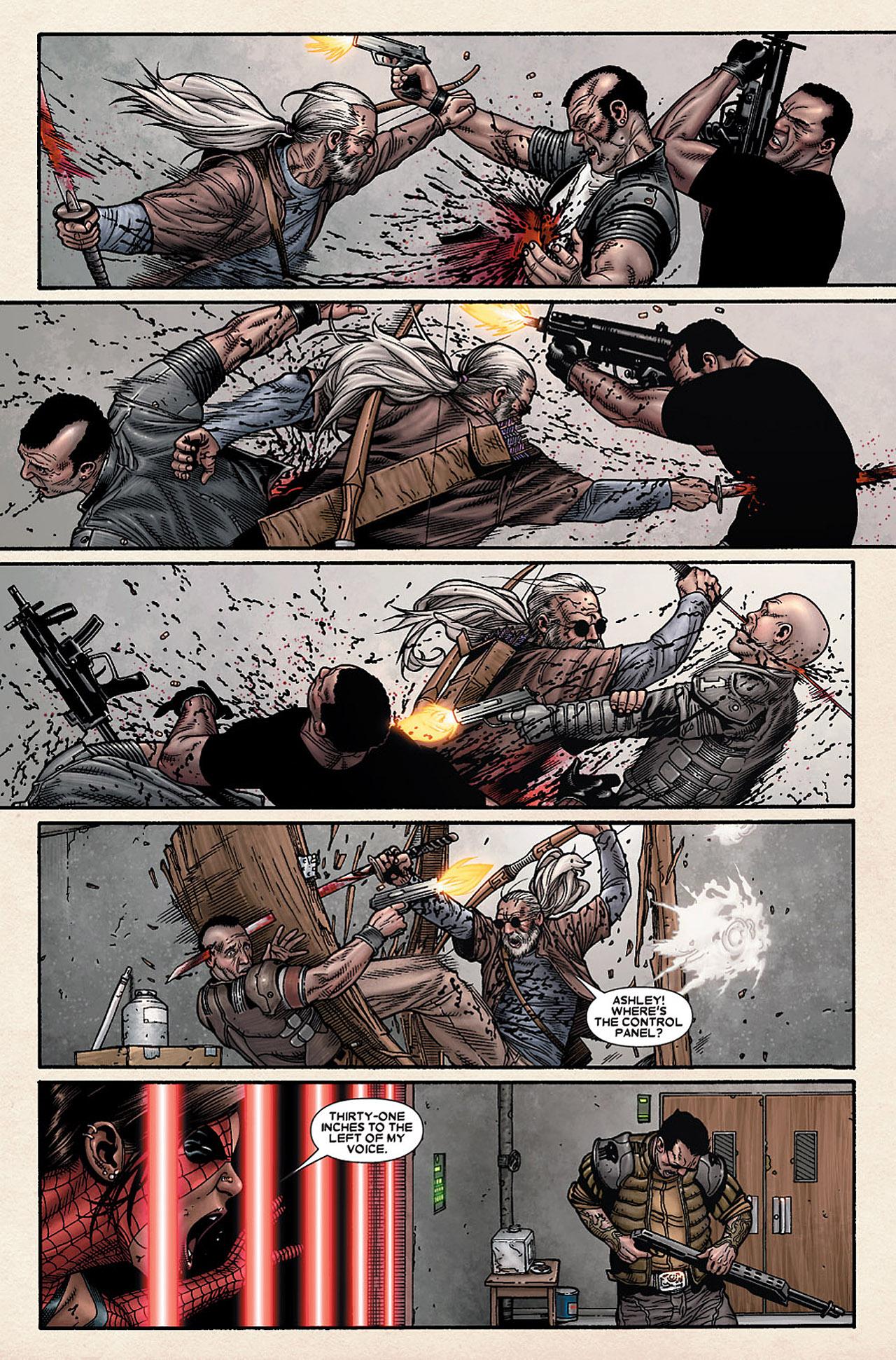 Read online Wolverine: Old Man Logan comic -  Issue # Full - 65