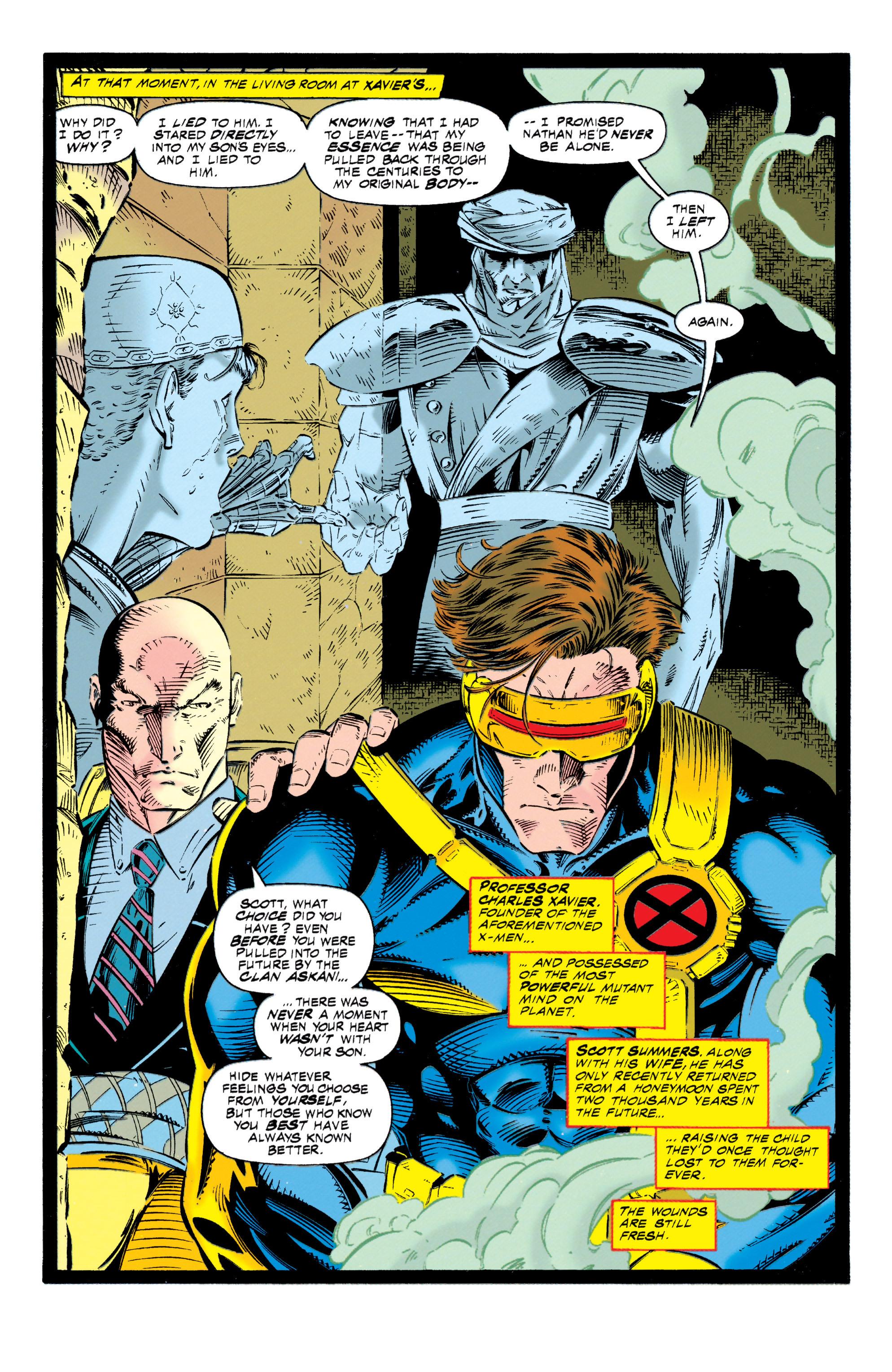Read online Uncanny X-Men (1963) comic -  Issue #318 - 5