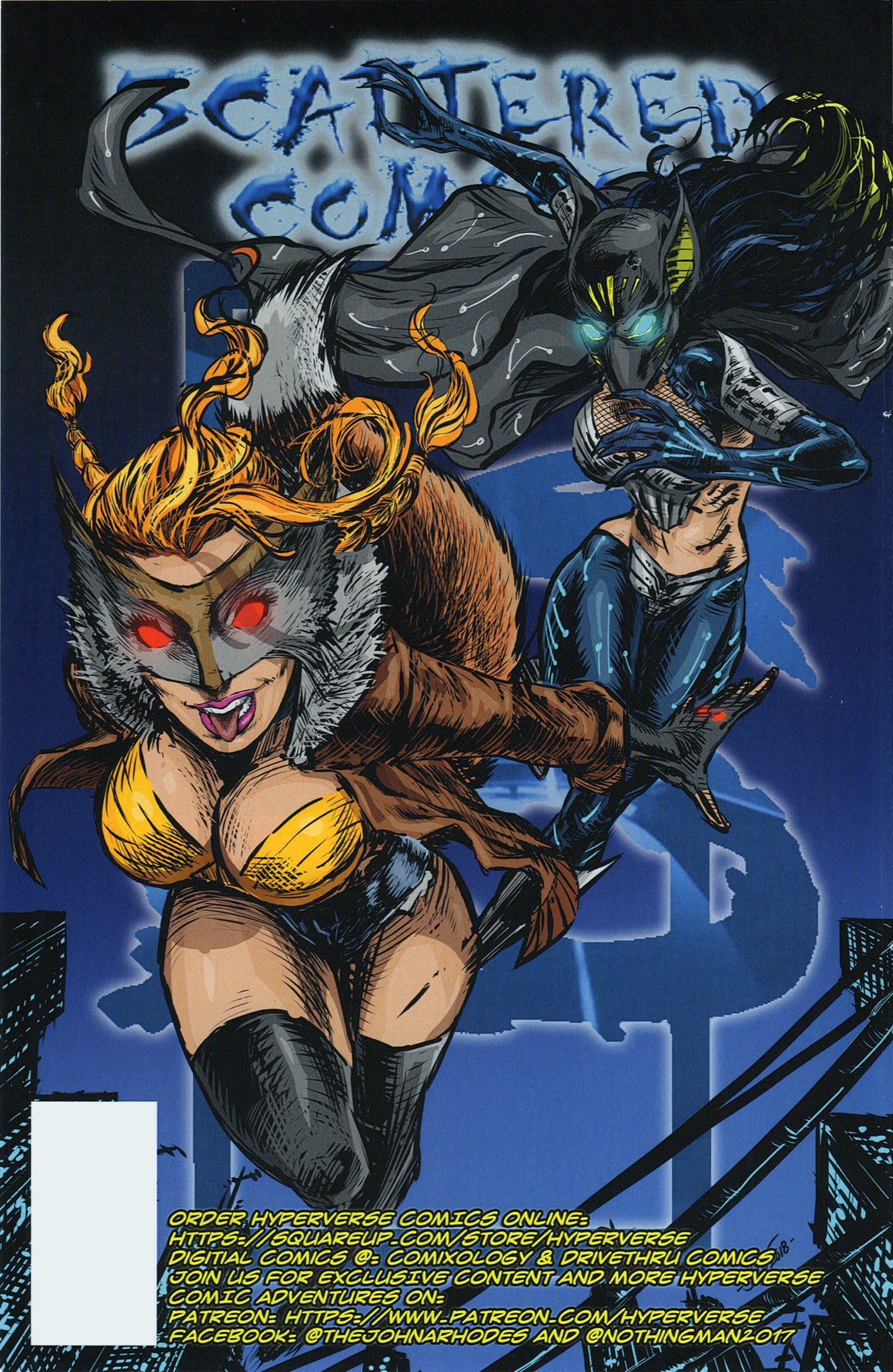 Read online Fox and Hound comic -  Issue #1 - 34