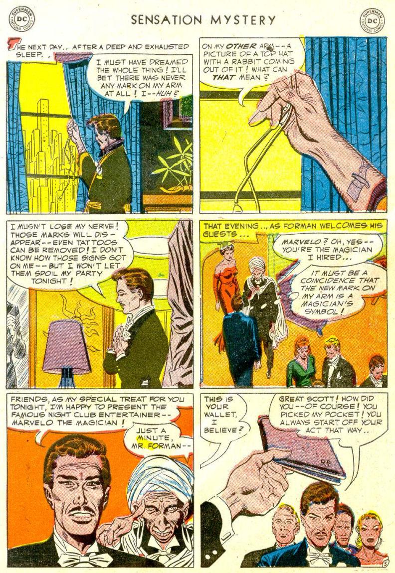 Read online Sensation (Mystery) Comics comic -  Issue #112 - 27
