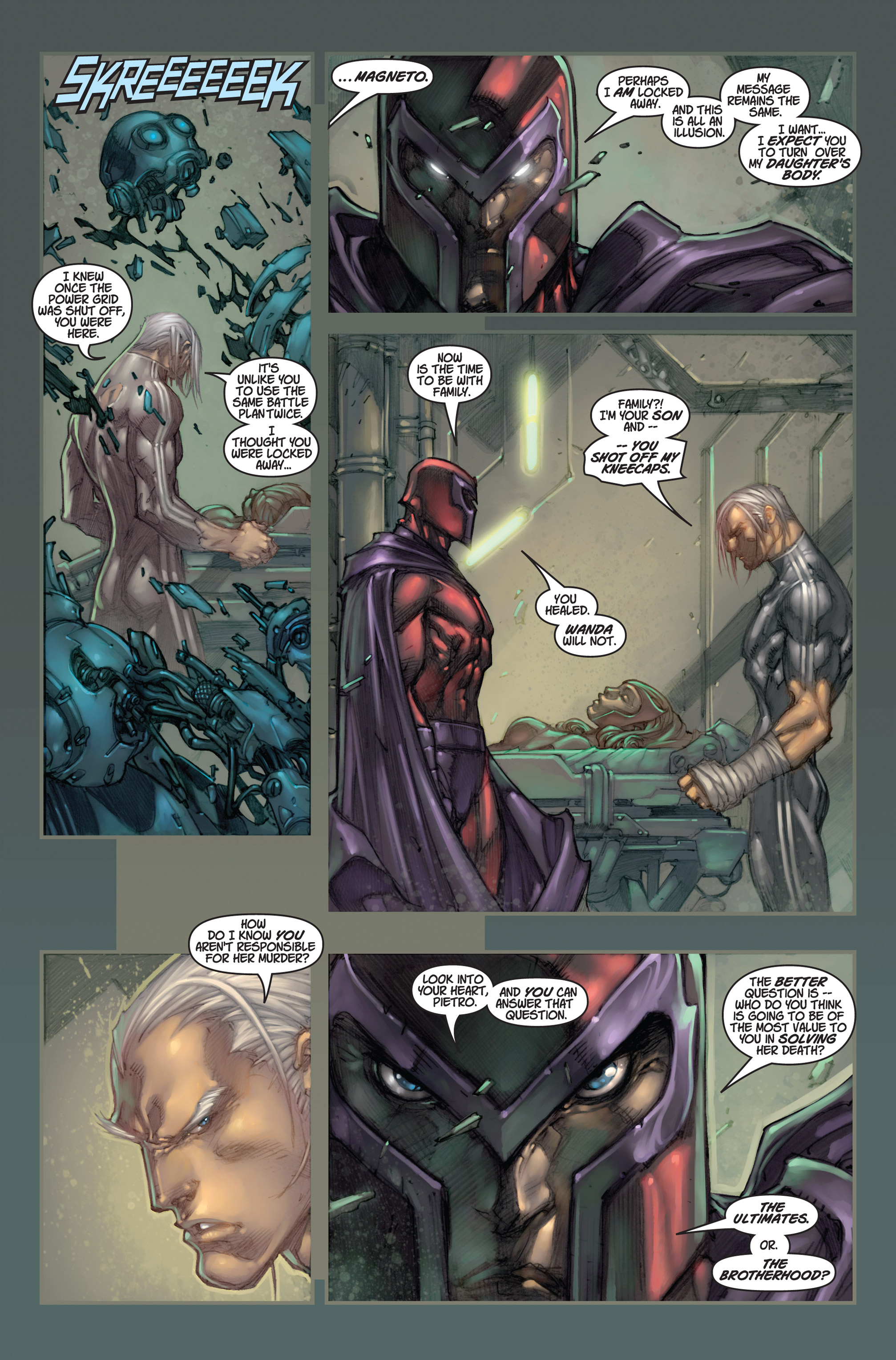 Read online Ultimates 3 comic -  Issue #2 - 21