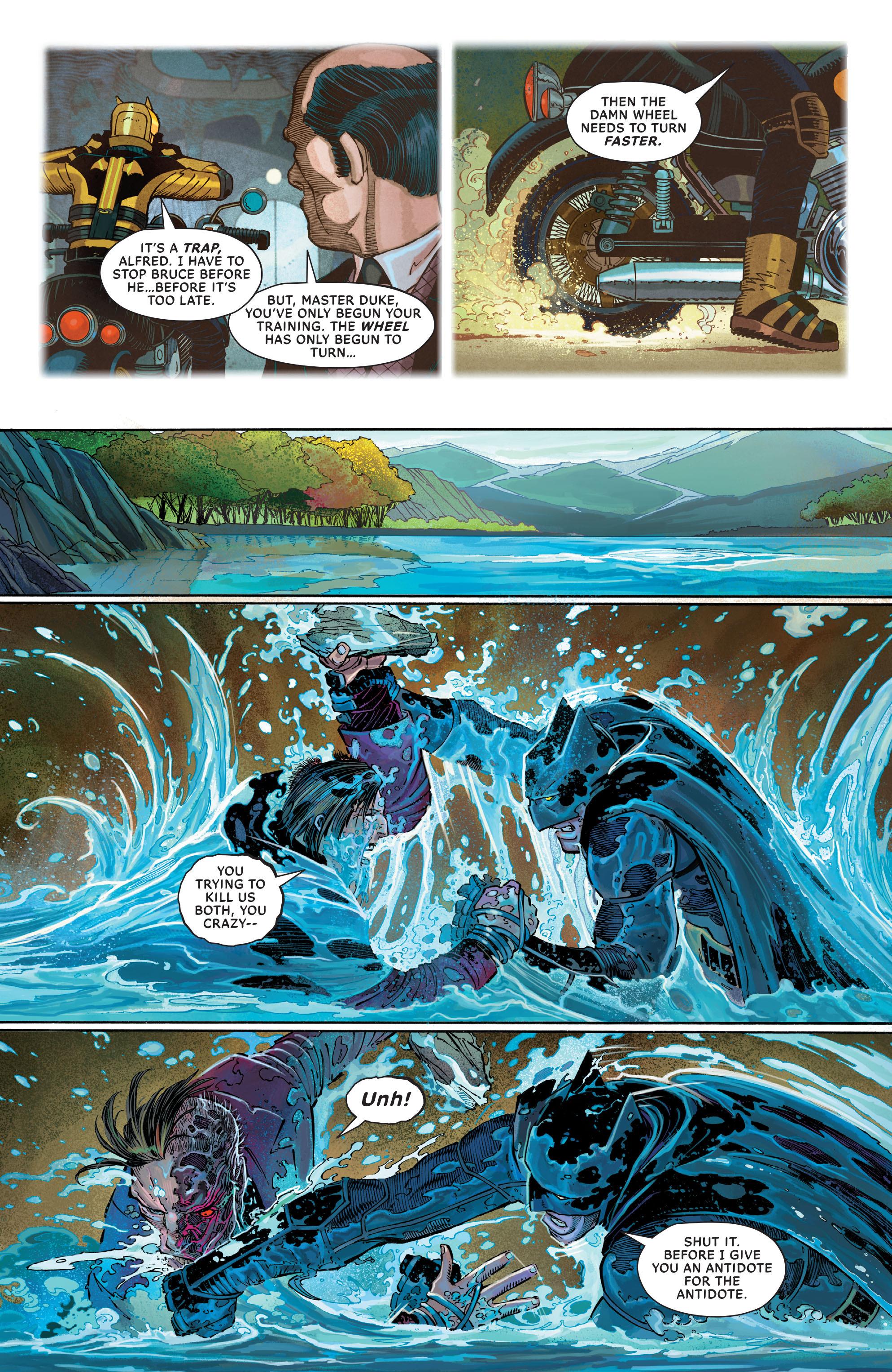 Read online All-Star Batman comic -  Issue #2 - 21