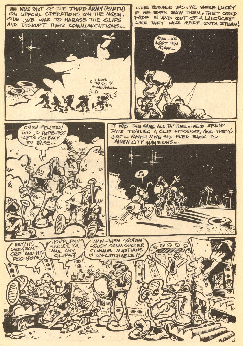 Commies from Mars: The Red Planet issue 2 - Page 16