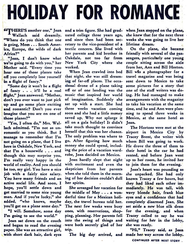 Love Romances (1949) issue 52 - Page 18