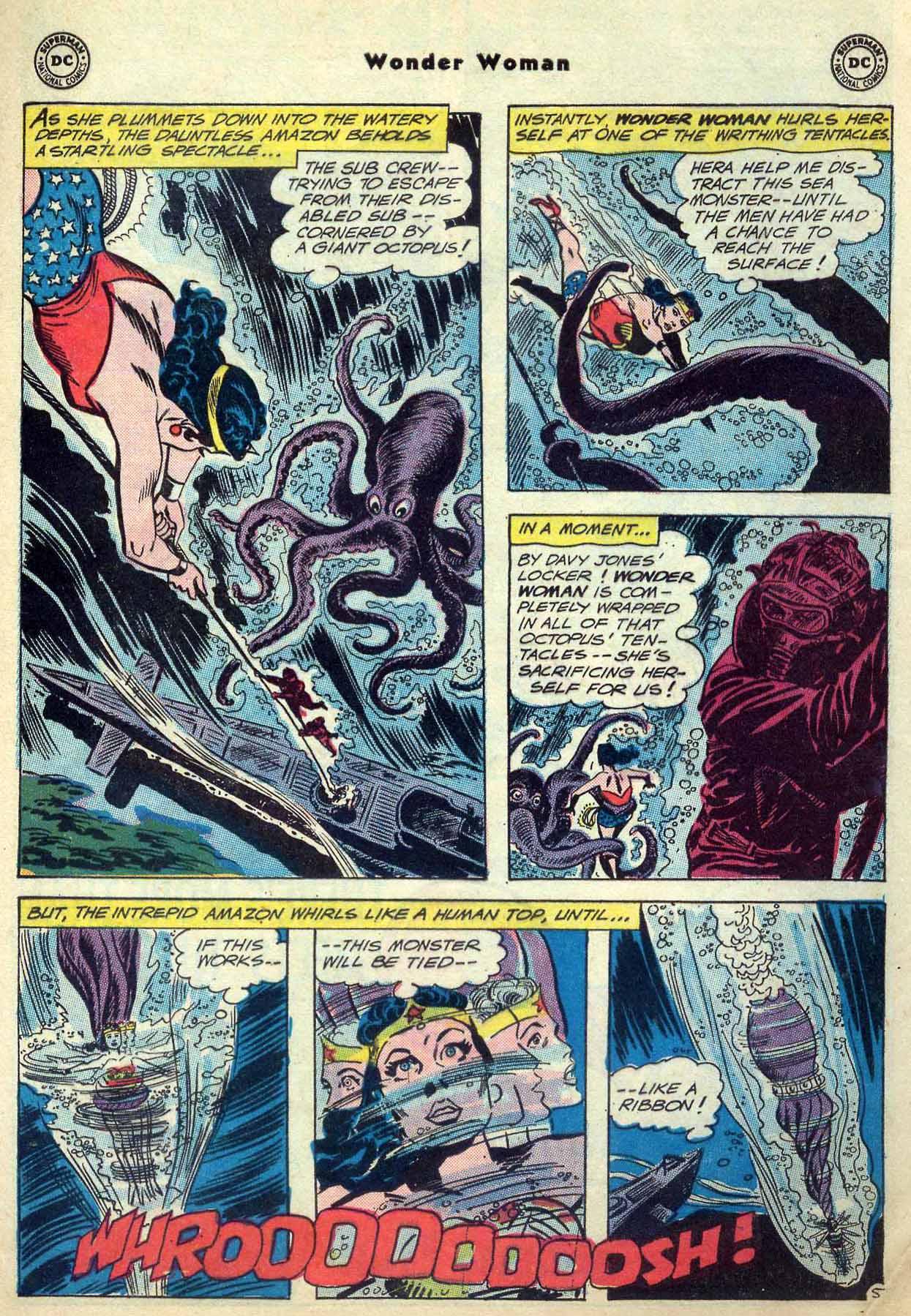Read online Wonder Woman (1942) comic -  Issue #126 - 25