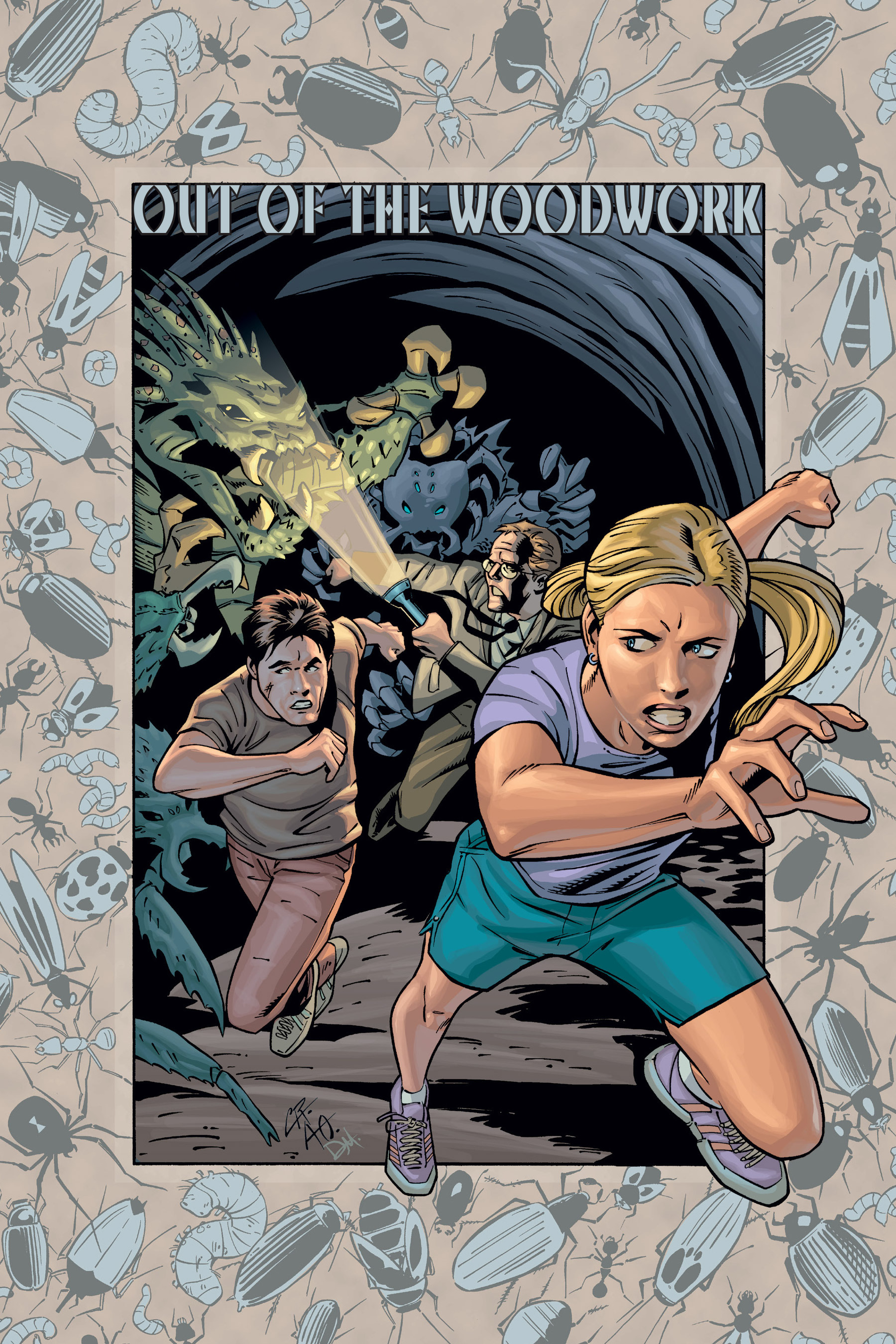 Read online Buffy the Vampire Slayer: Omnibus comic -  Issue # TPB 6 - 183