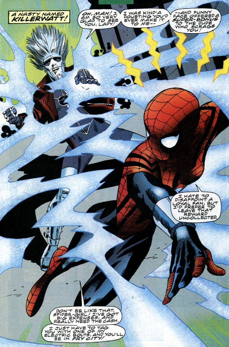 Spider-Girl (1998) Issue #25 #28 - English 32