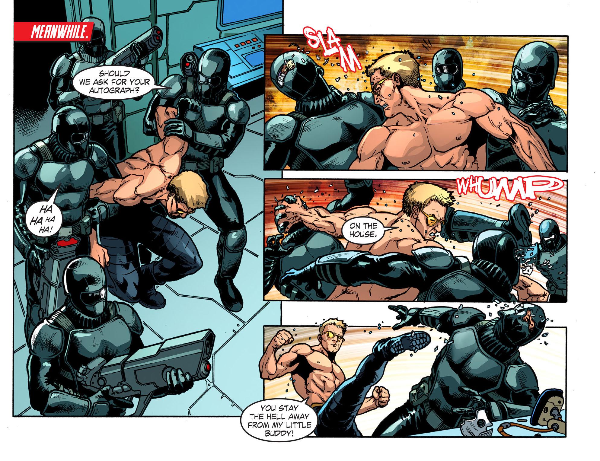 Read online Smallville: Season 11 comic -  Issue #52 - 7