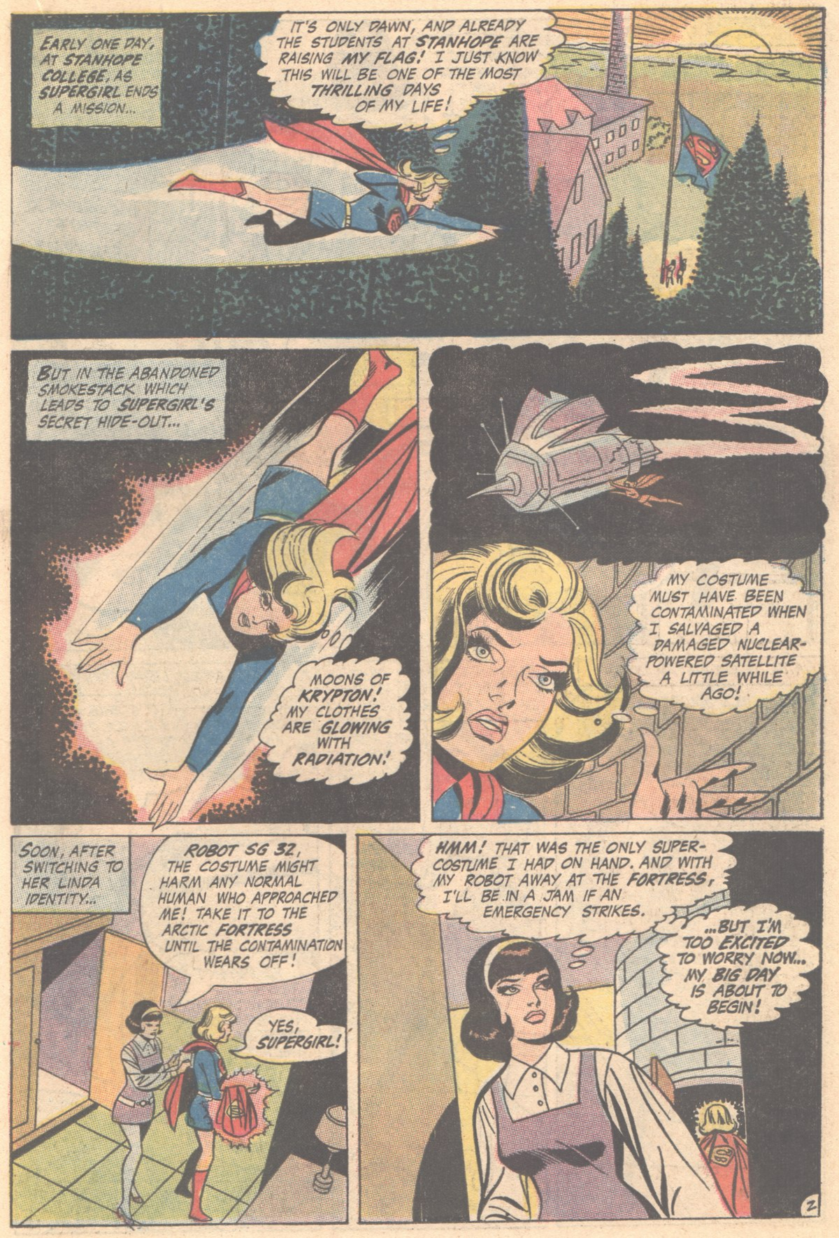 Read online Adventure Comics (1938) comic -  Issue #392 - 19