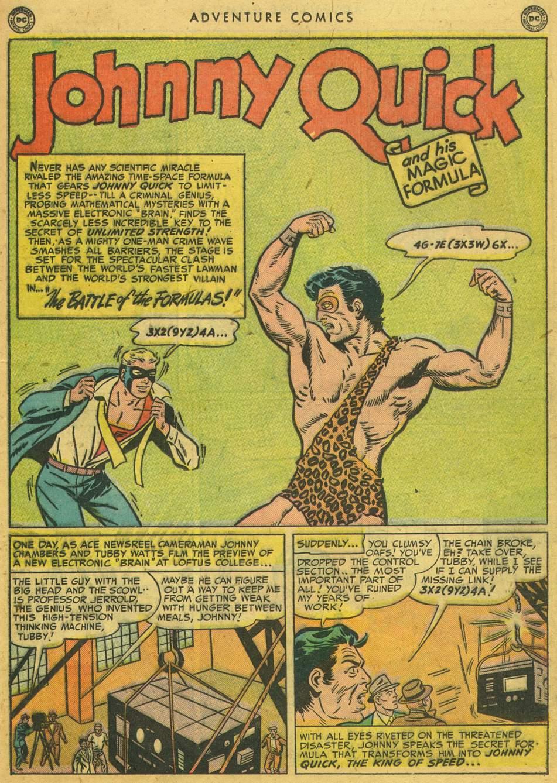 Read online Adventure Comics (1938) comic -  Issue #164 - 17