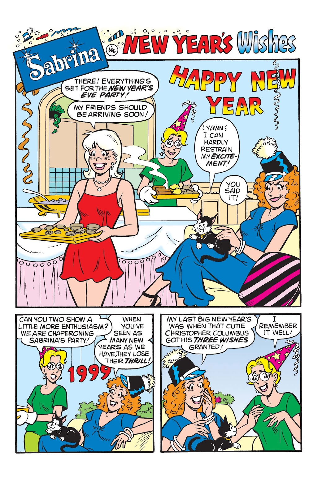 Sabrina the Teenage Witch (1997) Issue #22 #23 - English 19