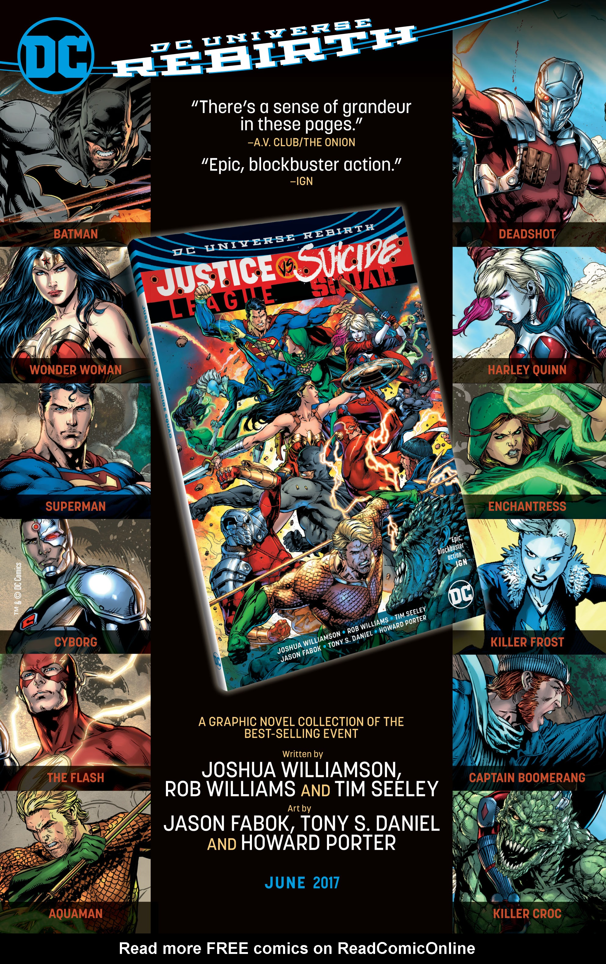 Read online Suicide Squad (2016) comic -  Issue #18 - 3
