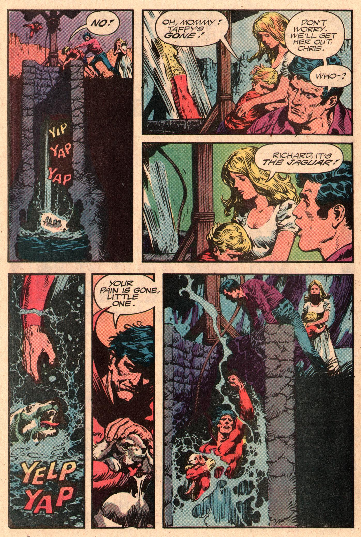 Read online The Fly (1983) comic -  Issue #6 - 30