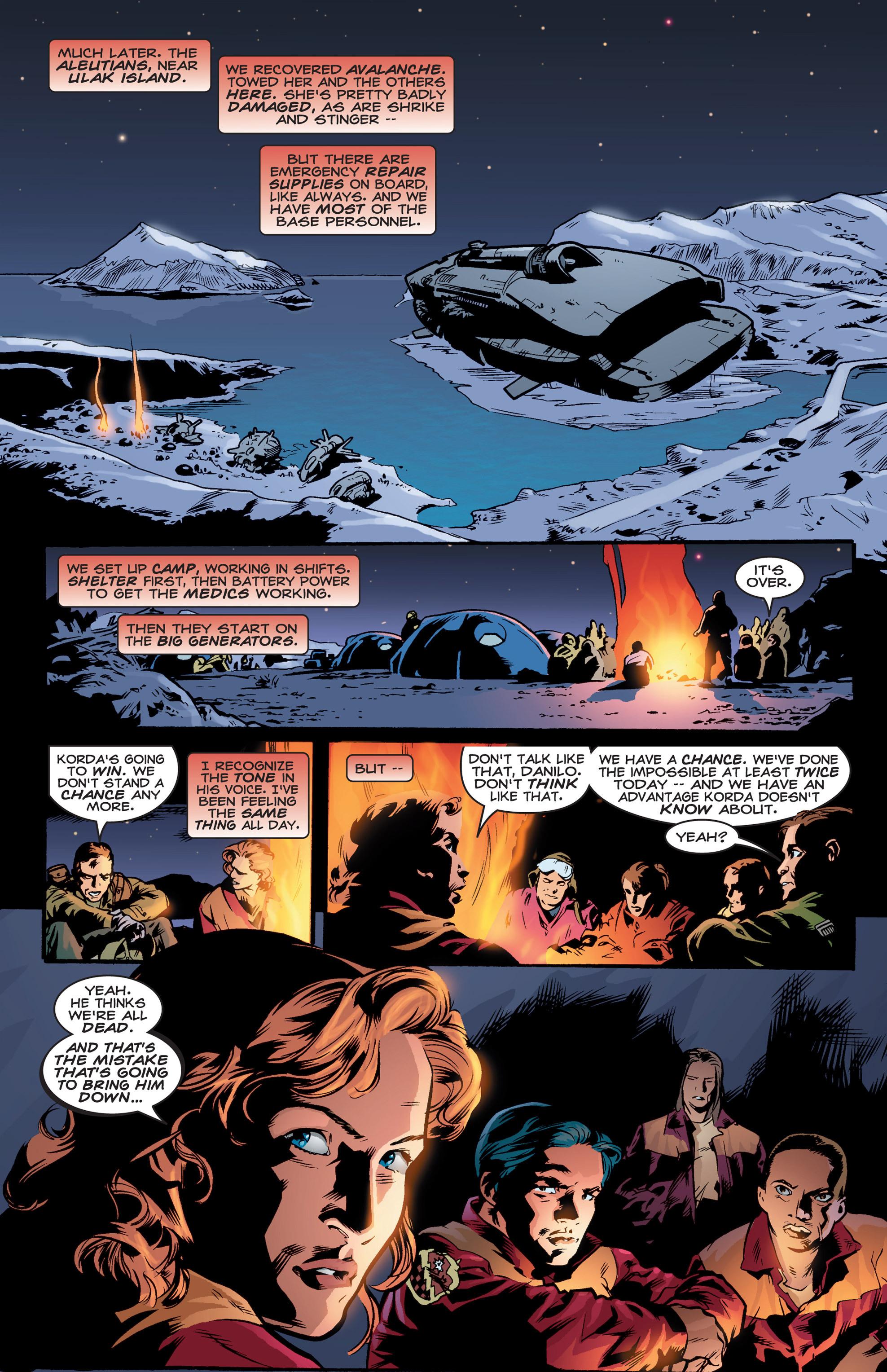 Read online Shockrockets comic -  Issue # TPB - 124