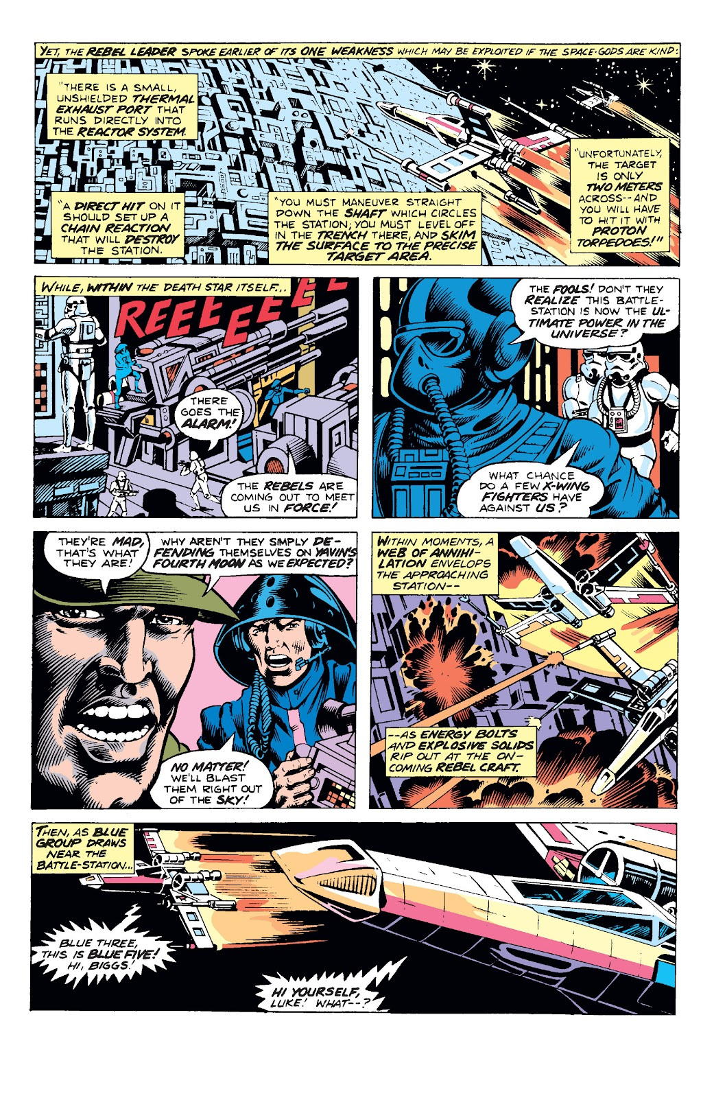 Read online Star Wars Legends: The Original Marvel Years - Epic Collection comic -  Issue # TPB 1 (Part 2) - 2
