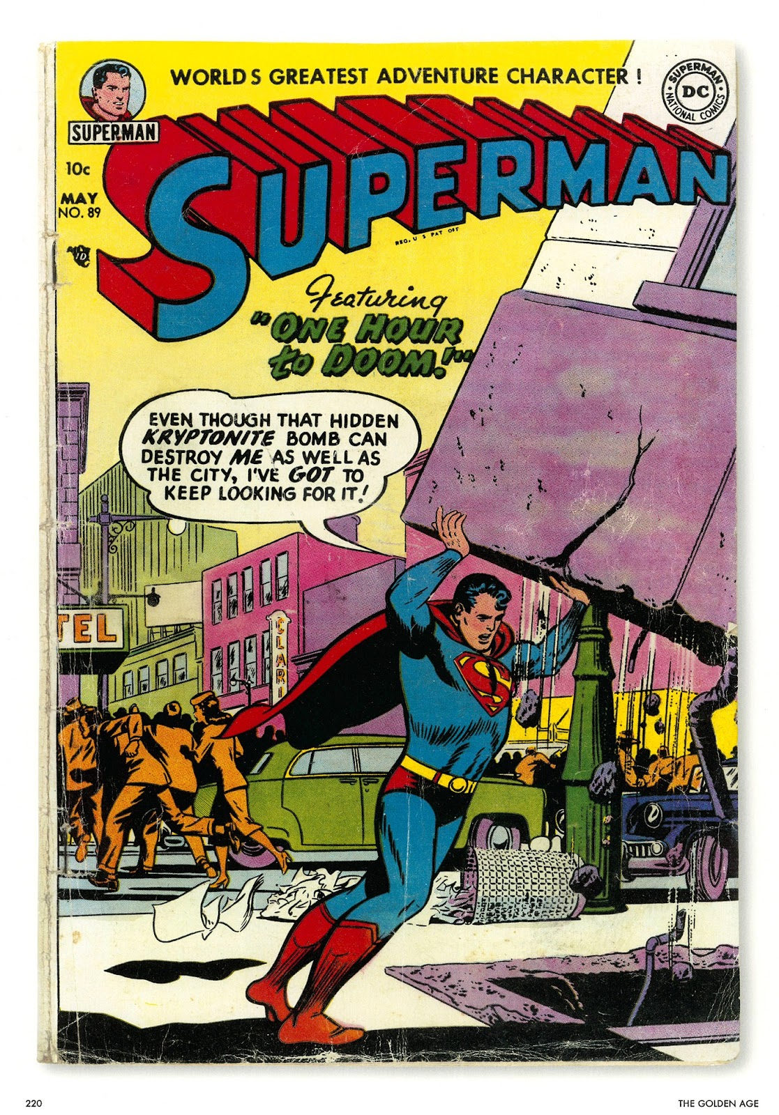 Read online 75 Years Of DC Comics comic -  Issue # TPB (Part 3) - 32